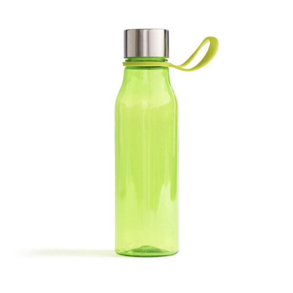 Lean vattenflaska i plast, Lime